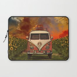 summer landscape Laptop Sleeve