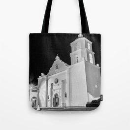 Mission San Luis Rey De Francia Tote Bag