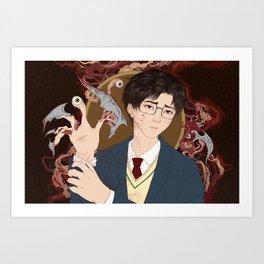 Let Me Hear Art Print