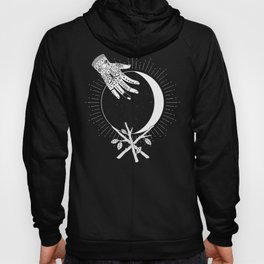 Waxing Crescent Hoody