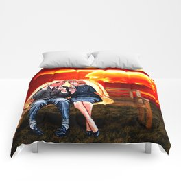 Nuke Cola Comforters