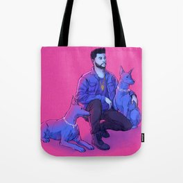 The Weeknd - Abel with Julius + Caesar Tote Bag