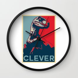 Clever Wall Clock