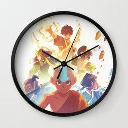 Team Avatar Wall Clock