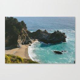 McWay Falls • Big Sur, CA Canvas Print
