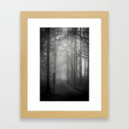 Les Étangs Fantomatiques XXXI Framed Art Print