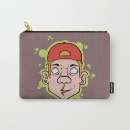 Hip Hop guy Carry-All Pouch