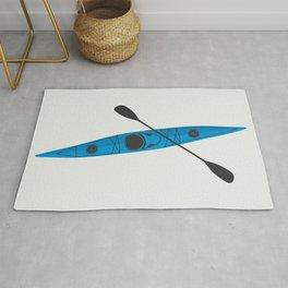 Kayak - Blue Rug