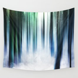 Magical Forests Wall Tapestry