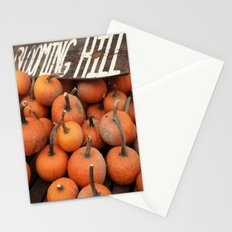 Autumn Jewels Stationery Cards