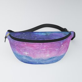 Angelic Domain, Space Nebula Stars Fanny Pack
