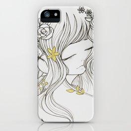 Hikari (光) iPhone Case