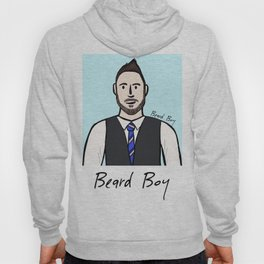 Beard Boy: Michel 2 Hoody