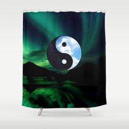 NATURE'S BALNCE Shower Curtain