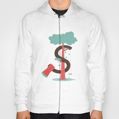 Money and Trees Hoody