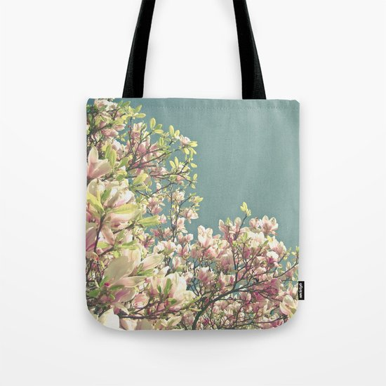 Magnolia in Bloom Tote Bag