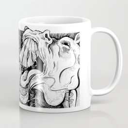 Nature of flight Coffee Mug