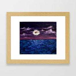 I in the Sky Framed Art Print