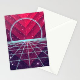 A Thousand Miles Stationery Cards