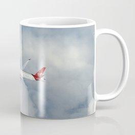 Virgin Dreamliner Coffee Mug