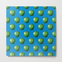 Green Apple_C Metal Print