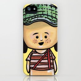 El Chavo Del Ocho iPhone Case