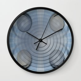 Lynch Concentric Circles Wall Clock