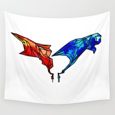 Only Revolutions Wall Tapestry