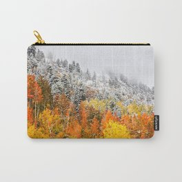 Fall to Winter Carry-All Pouch