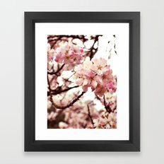 Front and Centre Framed Art Print