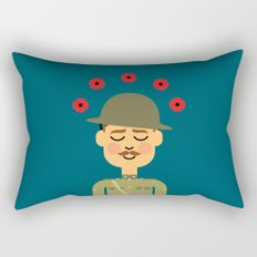 Remembrance Day Rectangular Pillow