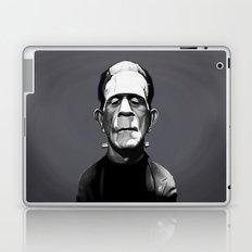 Boris Karloff Laptop & iPad Skin