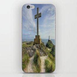 Llanddwyn Island iPhone Skin