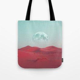 Pink Sahara Tote Bag