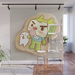 Icing Cookie Wall Mural