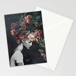 Bloom 10 Stationery Cards