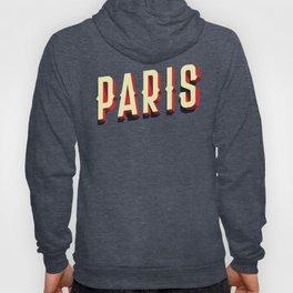 3D Paris Hoody