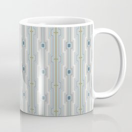 Squares pattern Coffee Mug