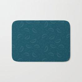 Abstract Lemonade 2 Bath Mat