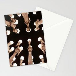LACMA Lights Stationery Cards