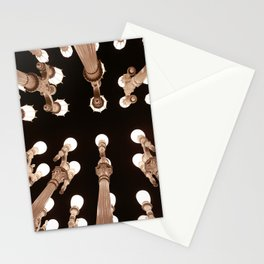 LACMA Lights Stationery Cards