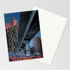 the built environment Stationery Cards