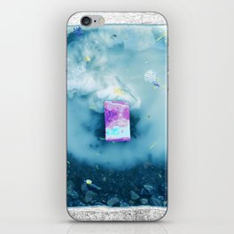 Cloudwaves iPhone Skin