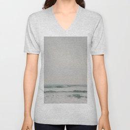 ocean breeze ... Unisex V-Neck