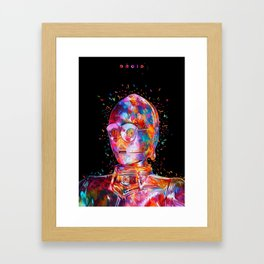 c3-p8 Framed Art Print