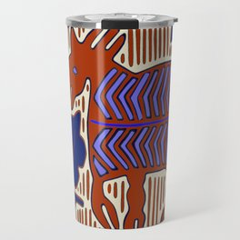 San Blas Island Deer Travel Mug
