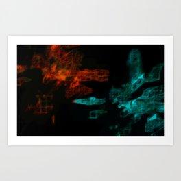 Fuerza III Art Print