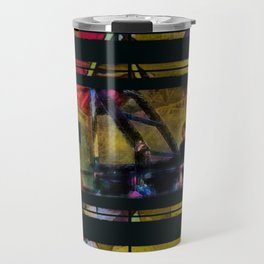 Golden As We Once Were Travel Mug