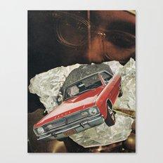 67 Canvas Print