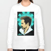 sansa stark Long Sleeve T-shirts featuring Tony Stark. by Tomcert